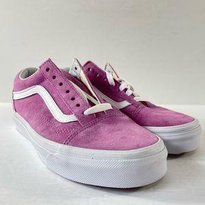 Vans Old Skool Pig Suede Violet Sneakers